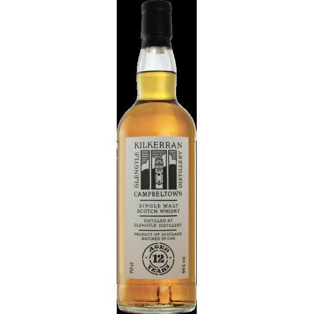Kilkerran 12 ans Whisky 46%