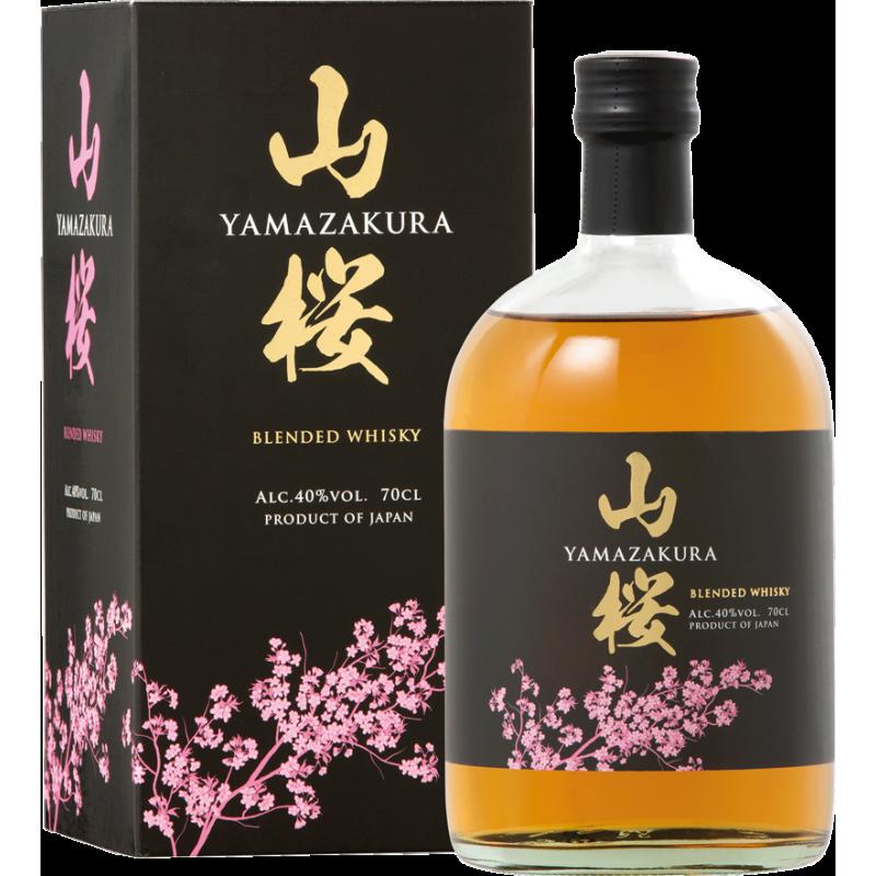 Yamazakura Blended Whisky 40 %