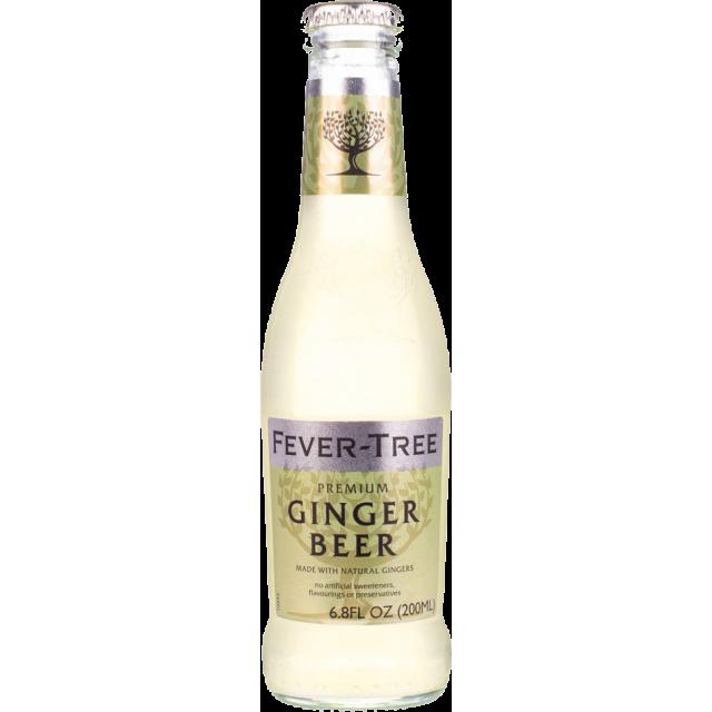 Fever-Tree Ginger Beer 6 x 20 cl