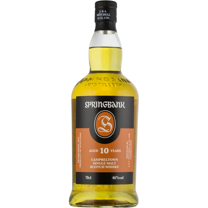 Springbank 10 ans Whisky 46%