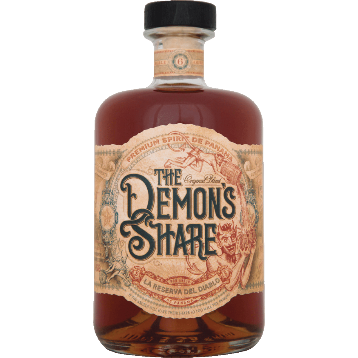The Demon's Share Rhum 40 %