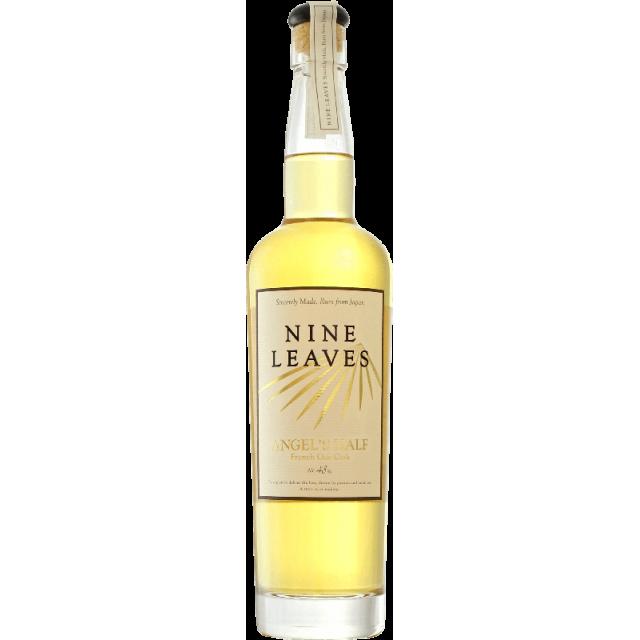 Nine Leaves Angel's Half French Cask Rhum 48 %