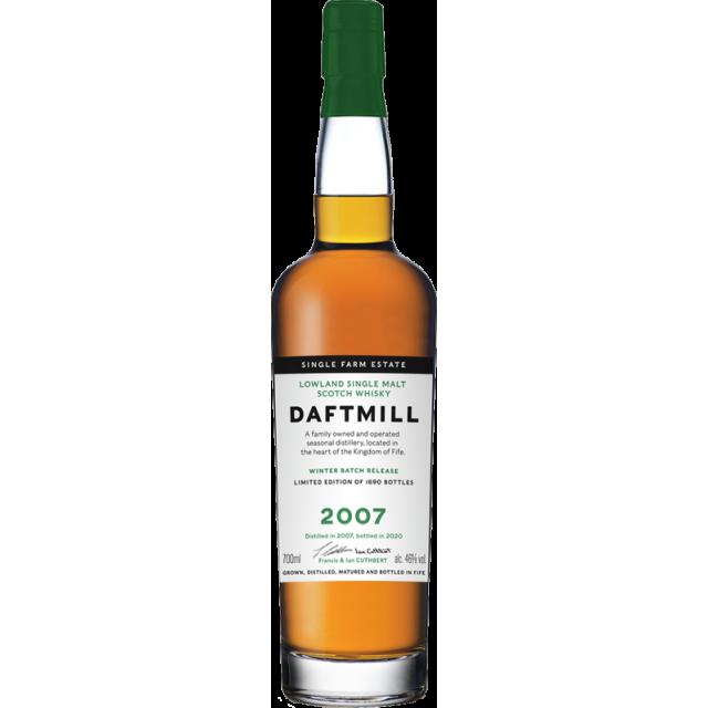 Daftmill 2007 Winter Release Batch 4 EUROPE B.Bros Whisky 46 %