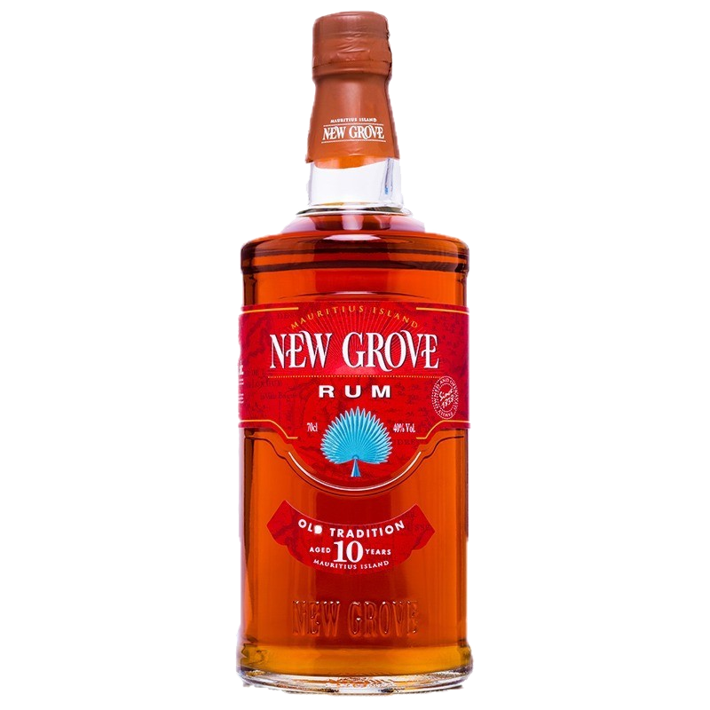 New Grove 10 ans Old Tradition Rhum 40 %