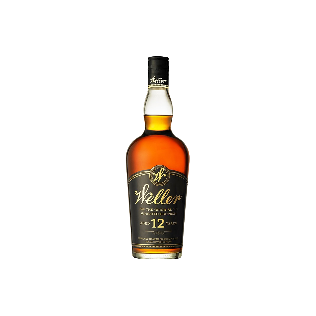 Weller 12 ans The Original Wheated Whisky 45 %