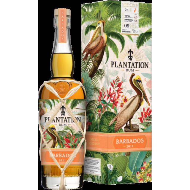 Plantation 2011 Barbados Rhum 51,10 %