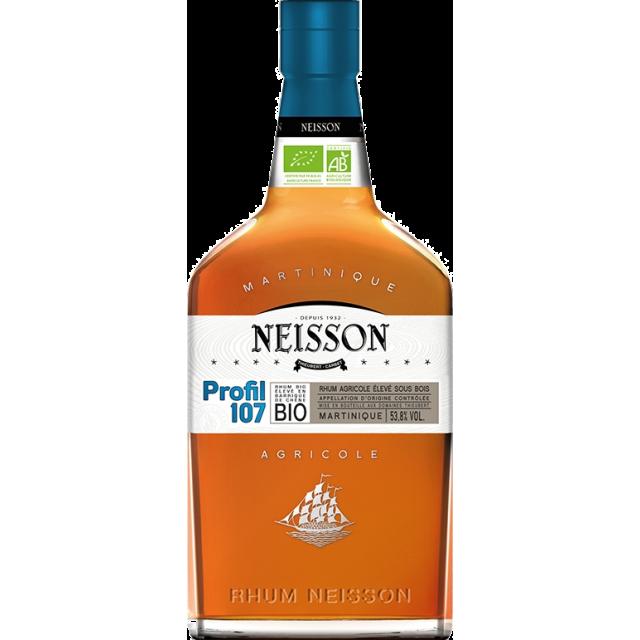Neisson Profil 107 BIO 53,80 % Rhum