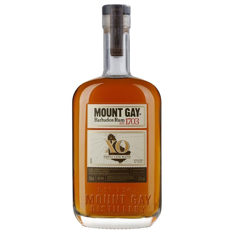 Mount Gay XO Triple Cask Rhum 43 %