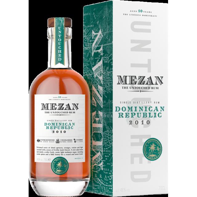 Mezan Dominican Republic 2010 Rhum 46 %