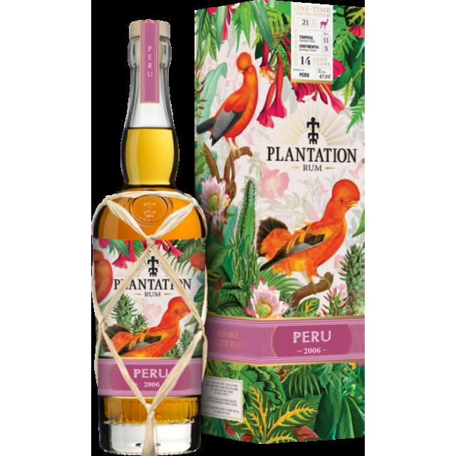 Plantation 2006 Peru Rhum 47,90 %