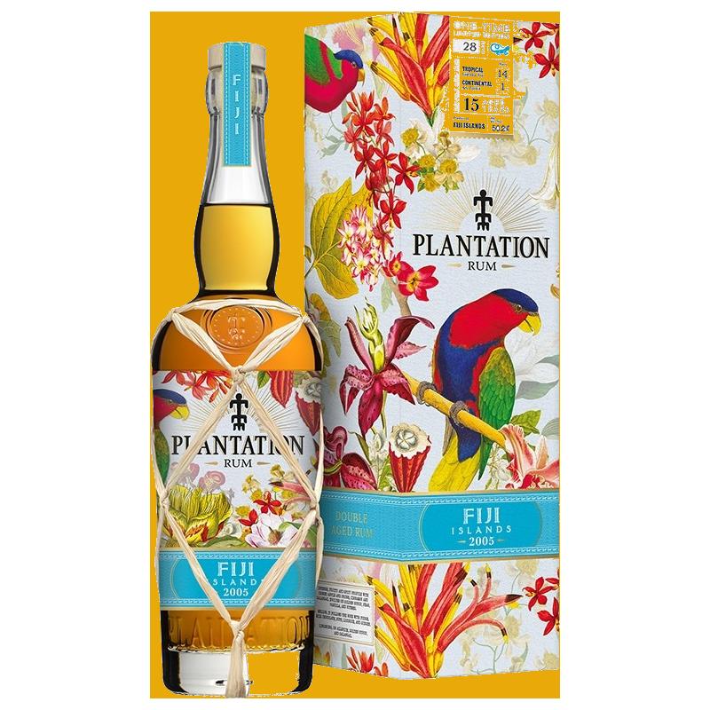 Plantation 2005 Fiji Rhum 50,20 %