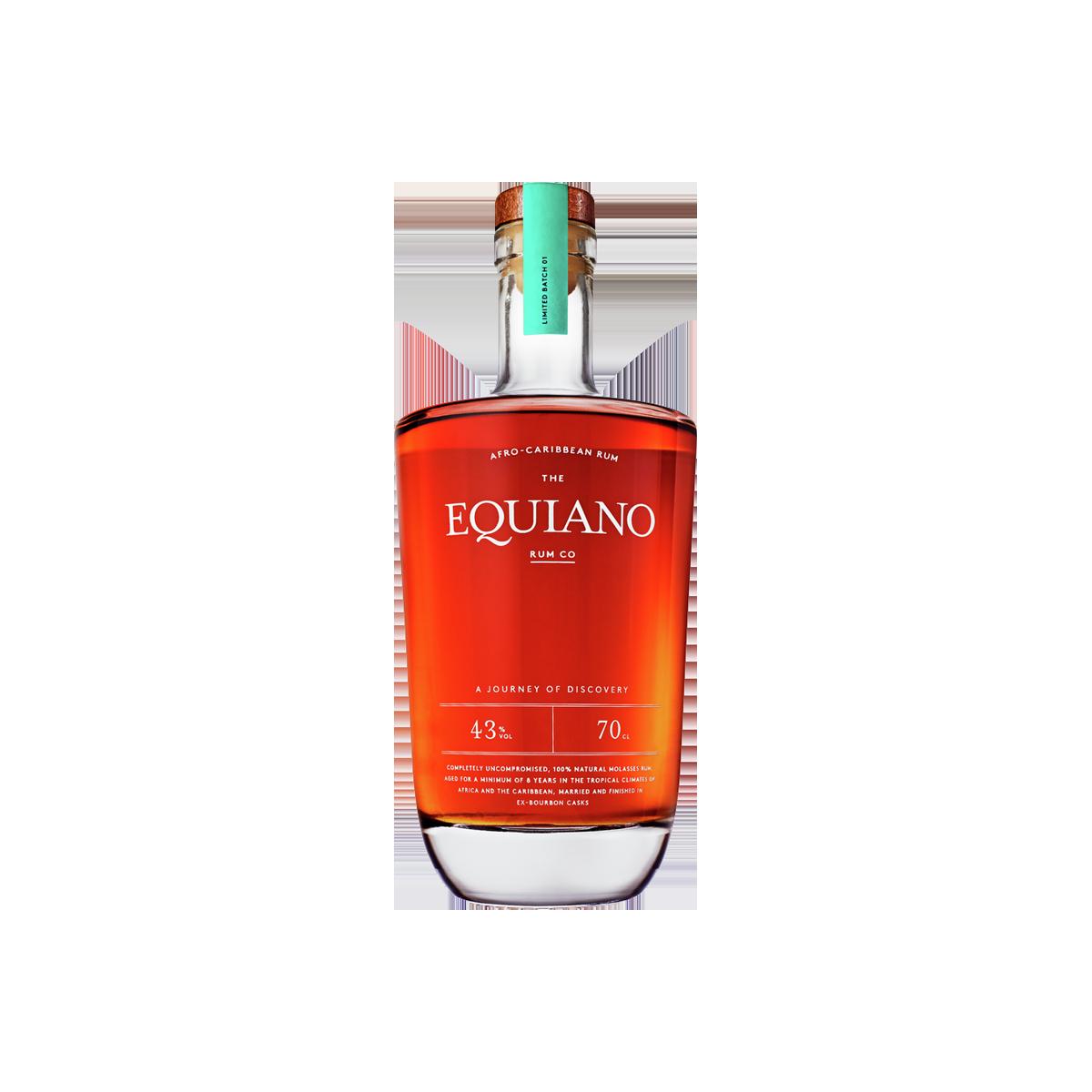 Equiano Original Rhum 43 %