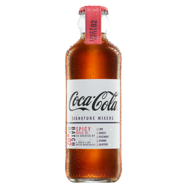 Coca-Cola Signature Mixers Spicy 20 cl