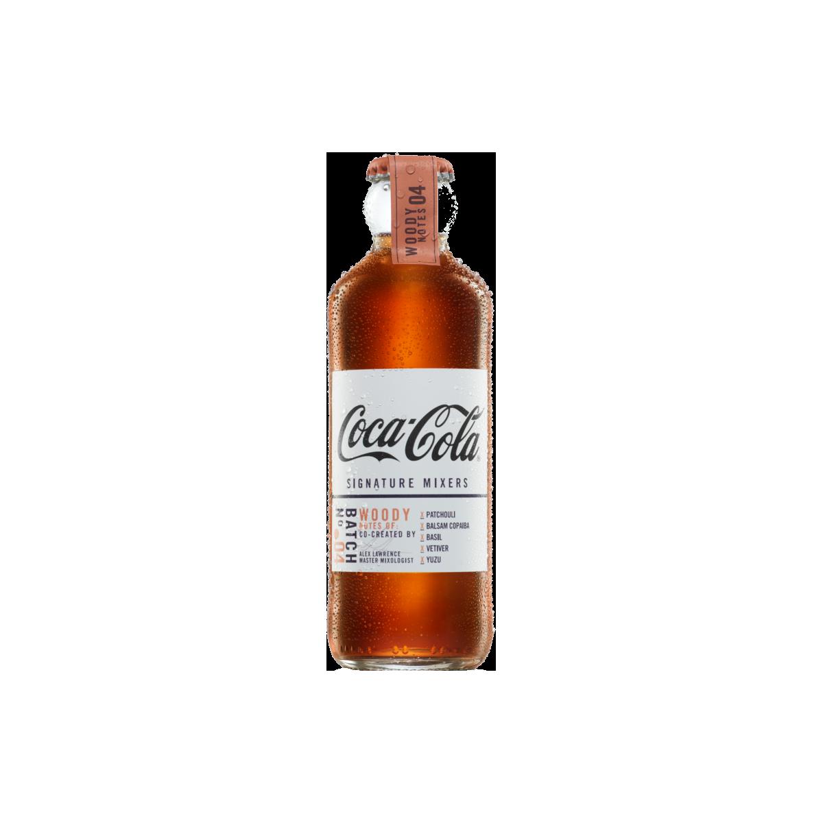 Coca-Cola Signature Mixers Woody 20 cl