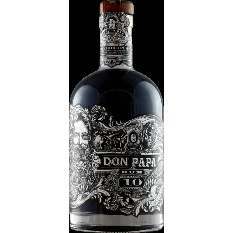 Don Papa 10 ans Rhum 43%