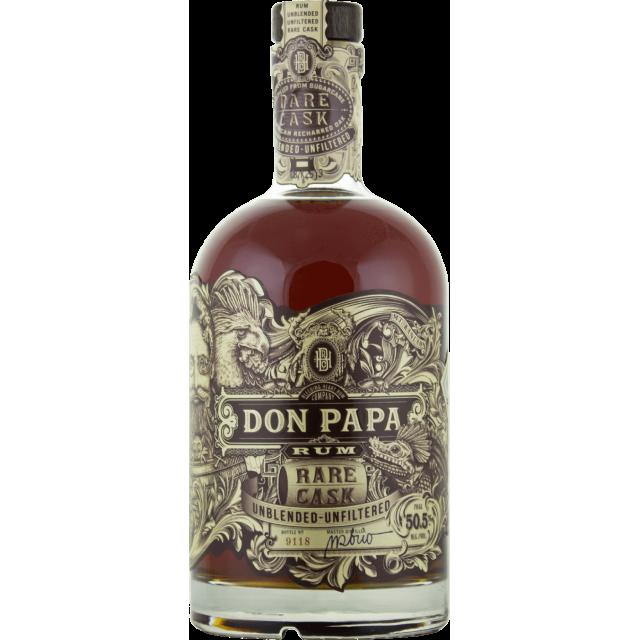 Don Papa Rare Cask Rhum 50,5%