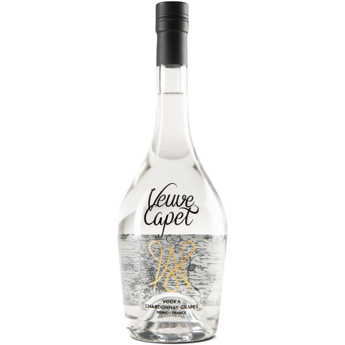 Veuve Capet Chardonnay Vodka 38%